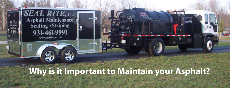 Reasons To Maintain Your Asphalt Surfaces